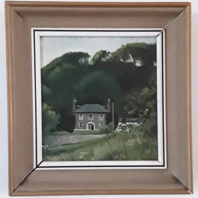 The Guest House, Wales, 27x28cms £200